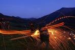 Fotos: Scheibenschlagen in Simonswald