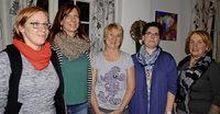 Verjüngtes Vorstandsteam übernimmt Verantwortung bei den Landfrauen Kiechlinsbergen