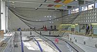Hallenbad schließt wegen beschädigten Dachs auf unbestimmte Zeit