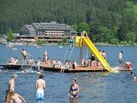 Zu wenig Aufsichtspersonal: Strandbad droht das Aus