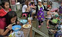 Bangkok macht Garküchen den Garaus