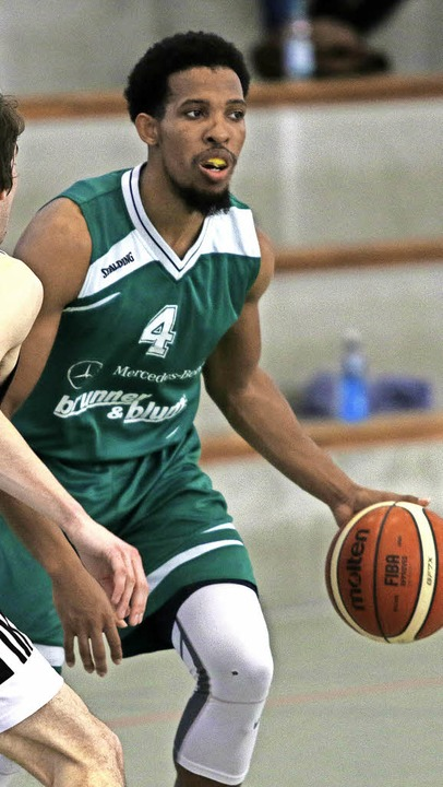 <BZ-FotoAnlauf>Basketball:</BZ-FotoAnlauf>  Jeremiah Ahart erzielte 30 Punkte.  | Foto: Rogowski