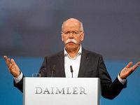 Ermittlungen überschatten Daimler-Hauptversammlung