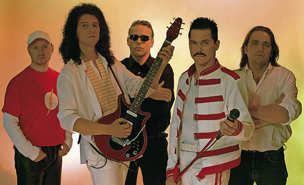 queen revival band konzert