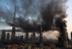 Fotos: Wolkenkratzer-Brand in Dubai
