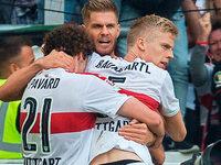 VfB nach dramatischer Aufholjagd wieder Spitzenreiter