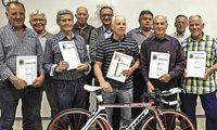 Radfahrerverein kann sich über zahlreiche sportliche Erfolge freuen