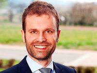 Christian Ante bleibt Bürgermeister in Merzhausen
