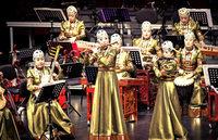 Mongolisches Orchester