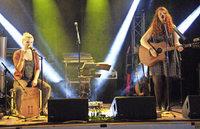 Duo Sommerwind gibt Konzert in der Hasler Erdmannshöhle