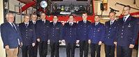 Feuerwehr mit neuem Führungsteam