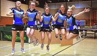 Frauenteam der Tischtennisfreunde Stühlingen steigt auf