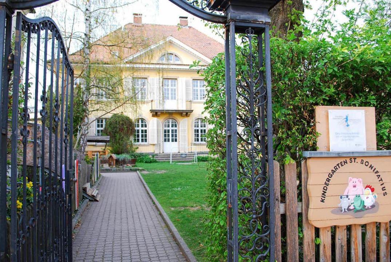 umbau von haus lioba und bonifatiushaus in l rrach soll die h lfte kosten l rrach badische. Black Bedroom Furniture Sets. Home Design Ideas