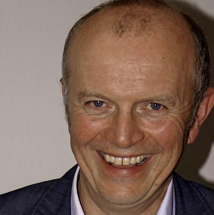 Rickenbachs Bürgermeister Dietmar Zäpe...weiter Vorsitzender des Förderkreises.  | Foto: Probst