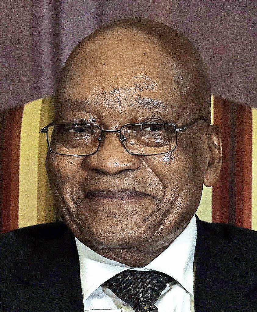 Südafrika: Zuma entlässt Finanzminister Gordhan