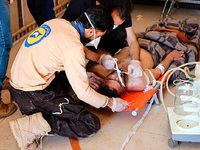 Zahl der Toten bei Giftgas-Angriff auf 72 gestiegen