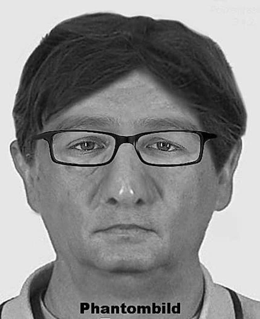 Neues Phantombild nach Mord an 27-jähriger Joggerin in Endingen