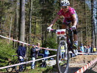 Die Mountainbike-Elite trifft sich in Bad Säckingen