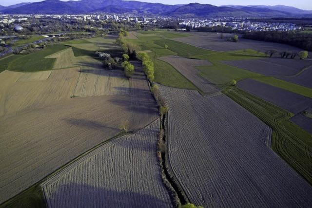 Der städtebauliche Wettbewerb für den neuen Stadtteil Dietenbach kann beginnen