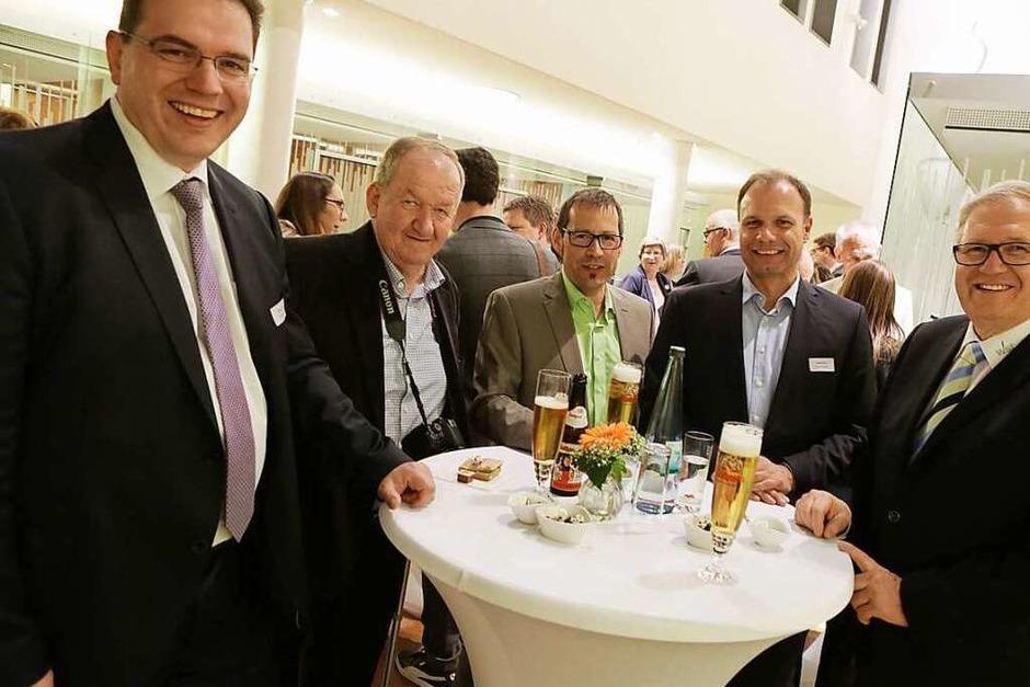 Die Jobmotor-Party<?ZP?> (Foto: Christoph Breithaupt)