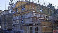 Erweiterungsbau liegt im Zeitplan