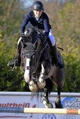 Reiterinnen hängen alle ab
