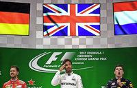 Ein Start-Ziel-Sieg für Lewis Hamilton