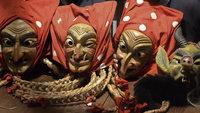 Ausstellung zum Werdegang der Offenburger Hexenzunft in Gengenbach