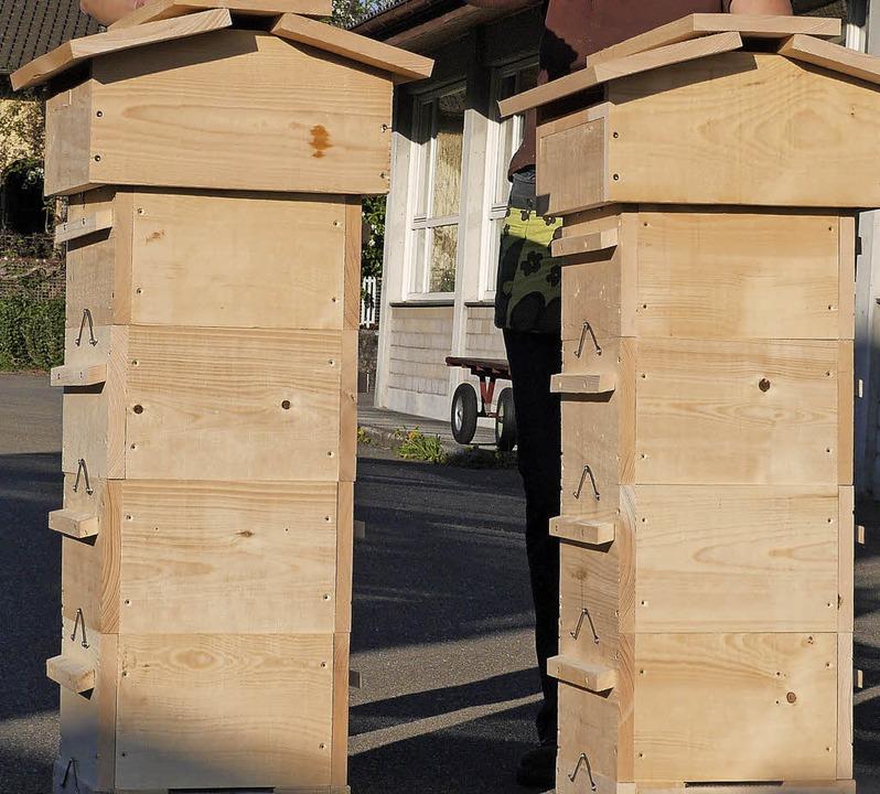 Die Bienen können kommen.  | Foto: Danielle Hirschberger
