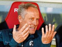 Christian Streich verurteilt Hass gegen RB Leipzig