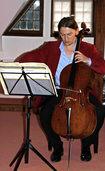 Musik statt Worten in der Villa Ferrette