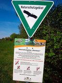 """Im Naturschutzgebiet """"Elzwiesen"""" gibt es jetzt einen Naturschutzdienst"""