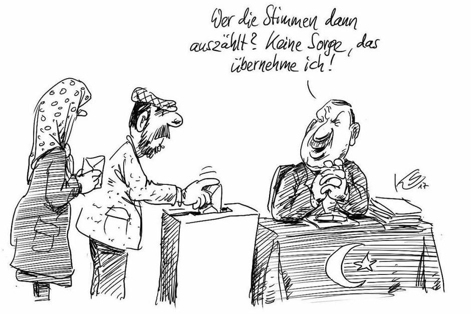Karikatur von Stuttmann (Foto: stuttmann)