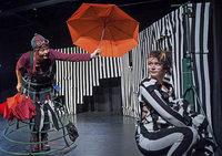 Mit dem Theater Fadenschein in Waldshut-Tiengen