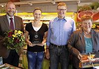 Geschäftsleben: Edeka-Preis