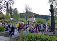 Kinderkreuzweg in Seelbach