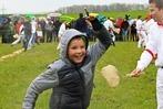 Fotos: Der Kampf ums Ei – das Eichener Eierspringen