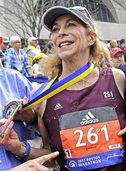 Kathrine Switzer erkämpfte vor 50 Jahren den Marathon für Frauen