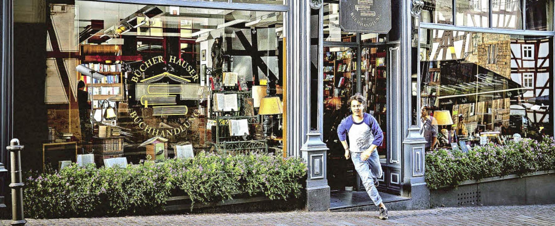 Ist Connis bester Freund ein Verräter?...mer) vor der Buchhaltung seiner Eltern  | Foto: nik Konietzny/André Mischke