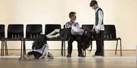 "Der Choreograph Graham Smith über ""Mates & Monsters"""