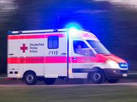 Rollerfahrerin nach Unfall in Kreisel schwer verletzt