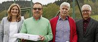Tennisclub ehrt Mitglieder