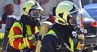 Schulterschluss der Feuerwehren