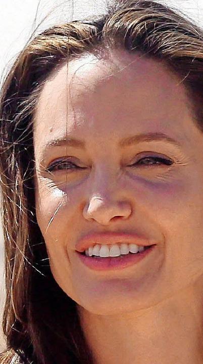 Jolie  | Foto: dpa
