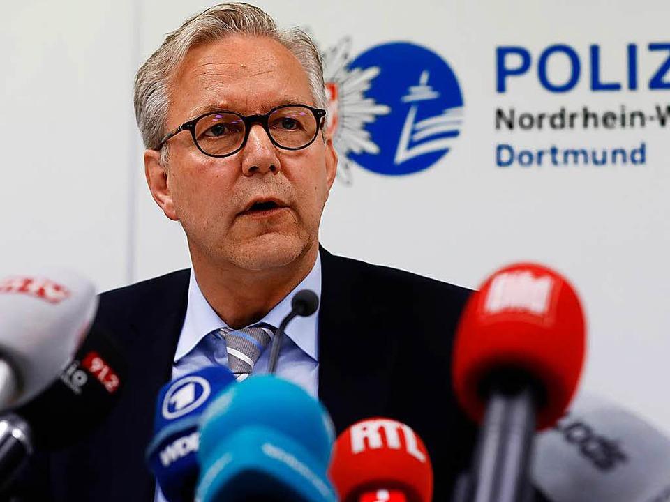 "Gregor Lange: ""Dieser Anschlag h... jeder Lage handlungsfähig ist.""  | Foto: AFP"