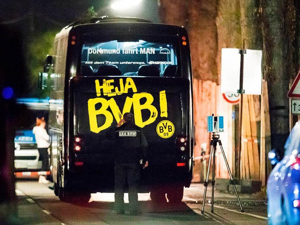 Ein 28-Jähriger aus Freudenstadt soll ...rauf, dass die BVB-Aktie sinken würde.  | Foto: dpa