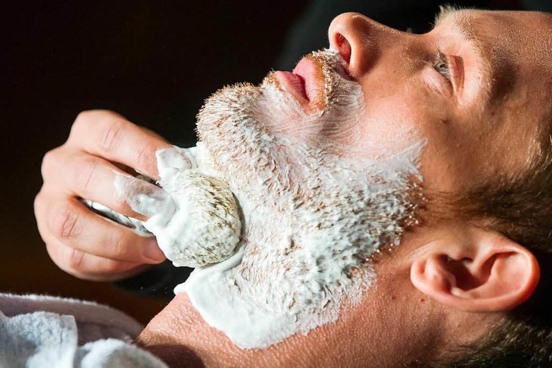 Wie schnell wächst ein Bart nach der R...im Lörracher Amtsgericht (Symbolbild).  | Foto: dpa