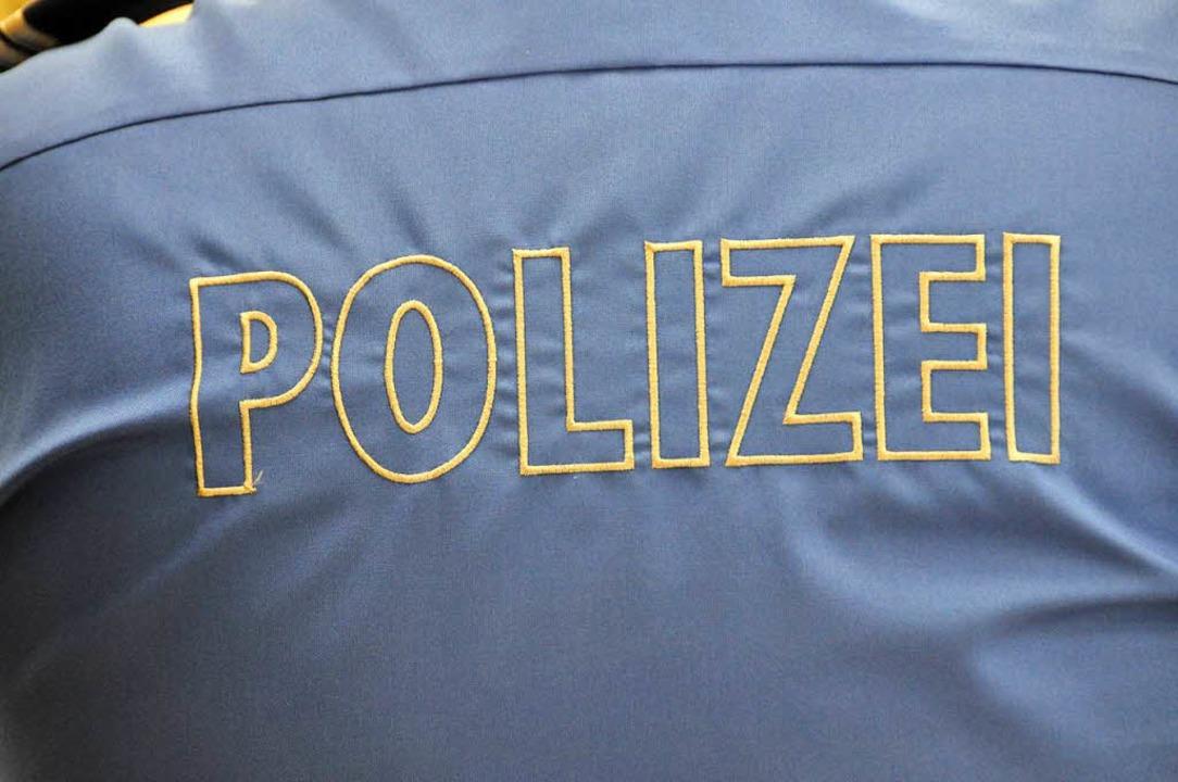 Die Schweizer Polizei ermittelt gegen einen Staatsschützer (Symbolbild).  | Foto: Daniel Gramespacher