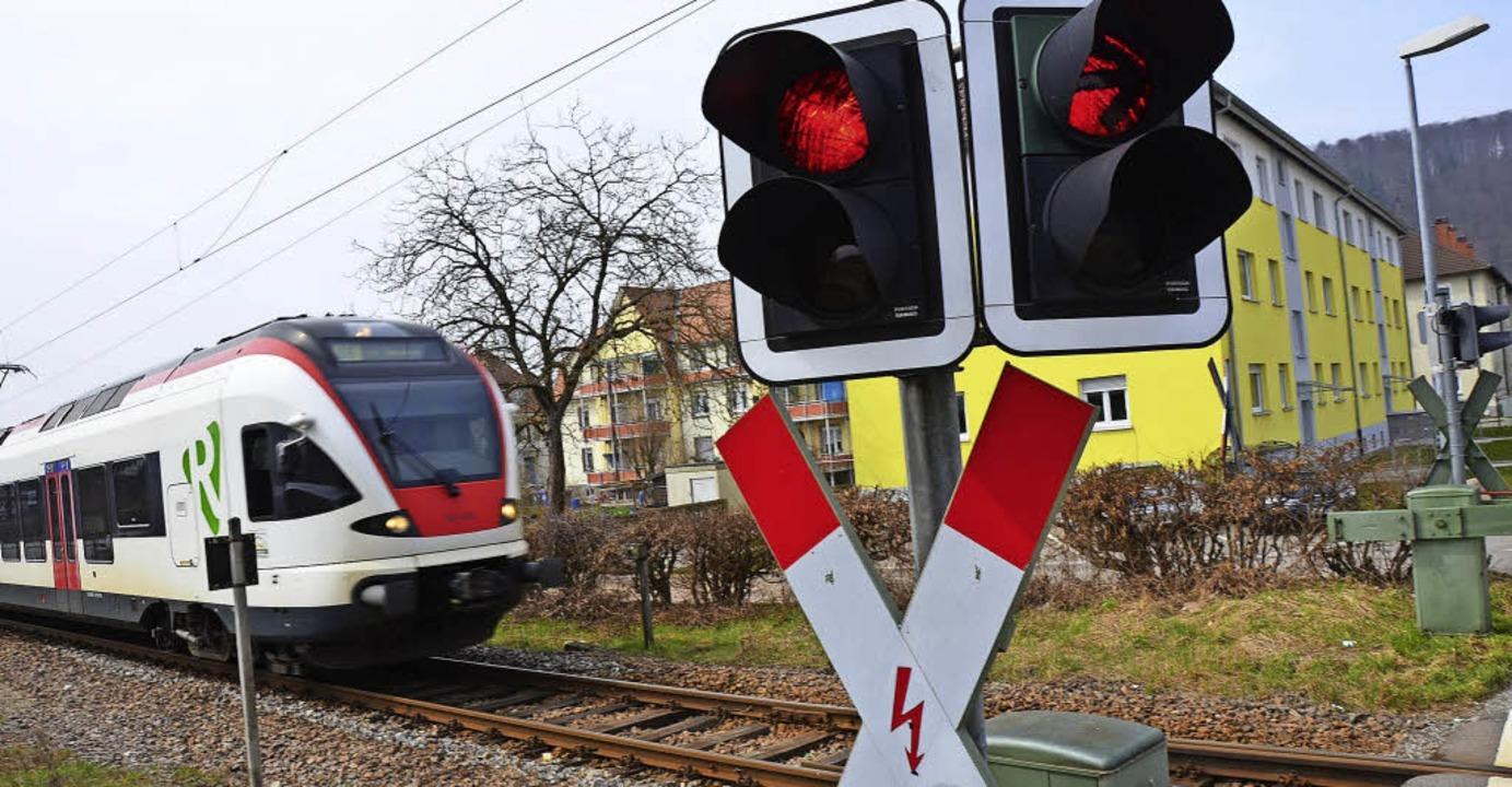 Lange standen die Signale auf Rot &#82...olz aller Voraussicht nach Ende Juni.   | Foto: A. Hönig