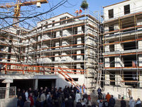Wie Stadt und Gesellschaften um bezahlbaren Wohnraum ringen